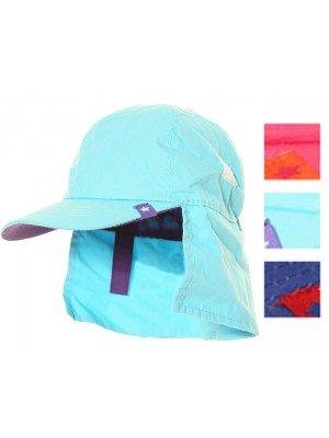 Unisex Plain Cotton Legonnaires Hats - Assorted