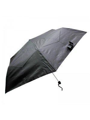 Wholesale Unisex Black Compact Umbrella
