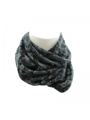 Unisex Paisley Print Neck Warmers -  Assorted Colours
