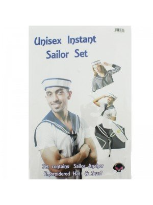 Unisex Sailor Costume Set