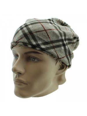 Unisex Tartan Print Neck Warmers -  Assorted Colours