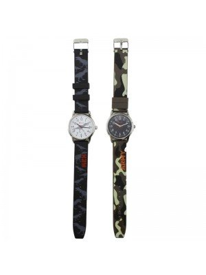 Wholesale Boys Ravel Silicone Strap Watches- Assorted Designs