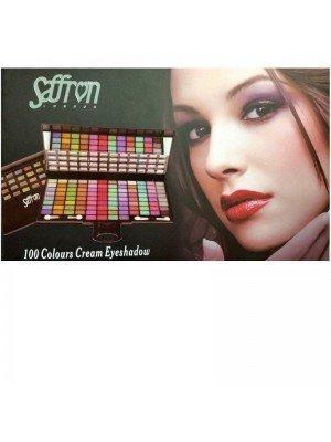 Wholesale Saffron 100 Colours Cream Eyeshadows