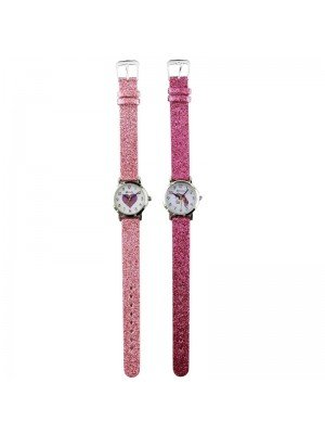 Wholesale Girls Ravel Sparkle Glitter Watches- Assorted Design & Colours