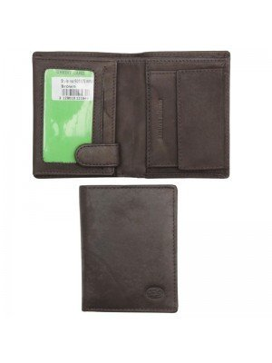 Wholesale Men's Florentino Leather Wallet - Brown