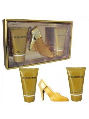 The Golden Heel 3 Pieces Gift Set For Ladies