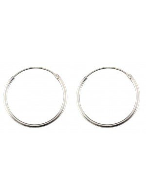 Wholesale Sterling Silver Sleepers - 35mm