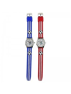 Wholesale Boys Ravel Silicone Strap Watches- Assorted Colours
