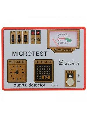 Microtest Quartz Detector