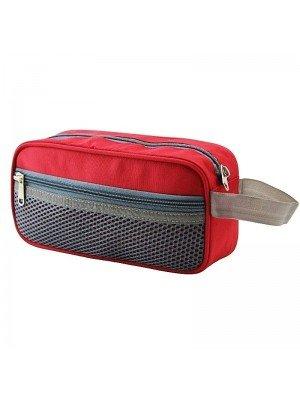 Wholesale Red Pencil Case