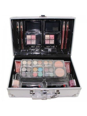 Technic Makeup Case With Cosmetics