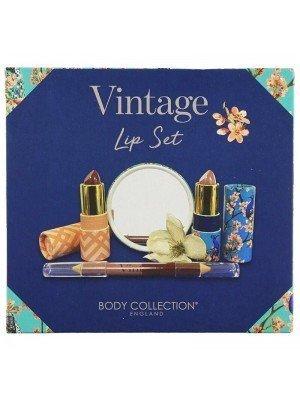 Body Collection Vintage Lip Set