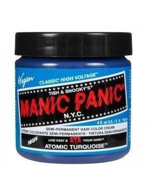 Manic Panic Classic High Voltage Hair Dye - Atomic Turquoise