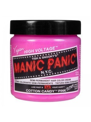 Manic Panic Classic High Voltage Hair Dye - Cotton Candy Pink