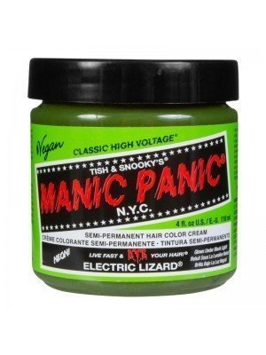 Manic Panic Classic High Voltage Hair Dye - Electric Lizard