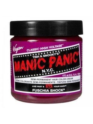 Manic Panic Classic High Voltage Hair Dye - Fuschia Shock