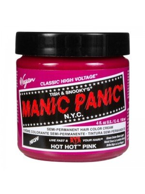 Manic Panic Classic High Voltage Hair Dye - Hot Hot Pink