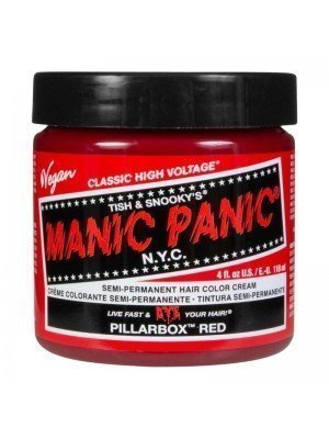 Manic Panic Classic High Voltage Hair Dye - Pillarbox Red