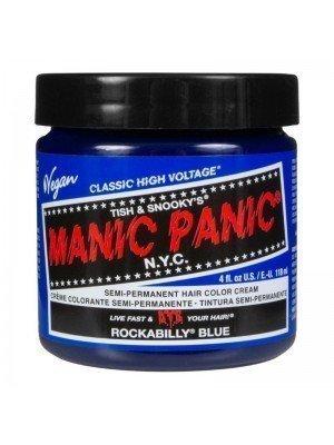 Manic Panic Classic High Voltage Hair Dye - Rockabilly Blue