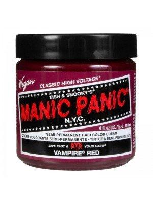 Manic Panic Classic High Voltage Hair Dye - Vampire Red