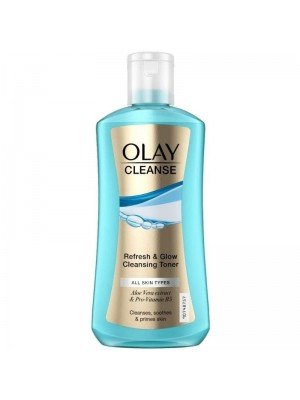 Olay Cleanse Refresh & Glow Cleansing Toner (200ml)