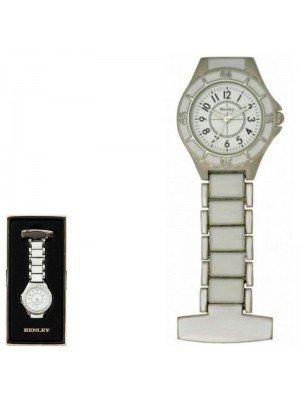 Wholesale Henley Fashion Fob Watch - White