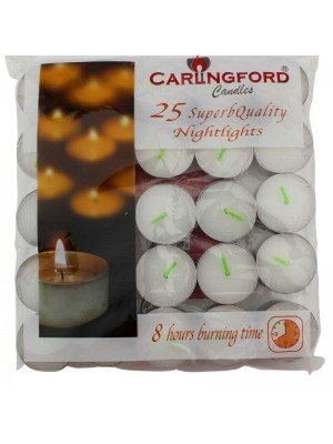 Wholesale Carlingford 25 Tealight Candles