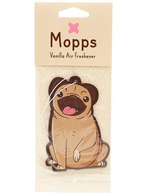 Vanilla Mopps Pug Air Freshener