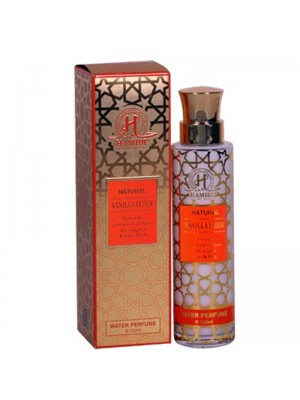 Wholesale Hamidi Natural Vanilla Elixir Water Perfume-100ml