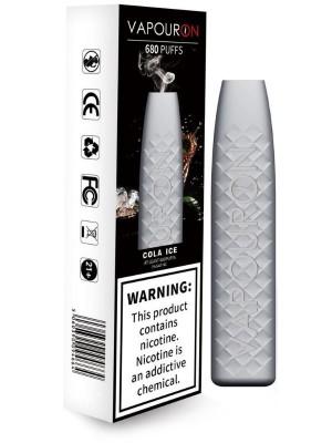 Wholesale Vapouron Disposable Vape Bar - Cola Ice (20mg)
