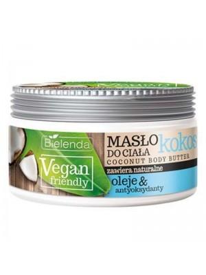 Wholesale Bielenda Vegan Friendly Coconut Body Butter 250ml