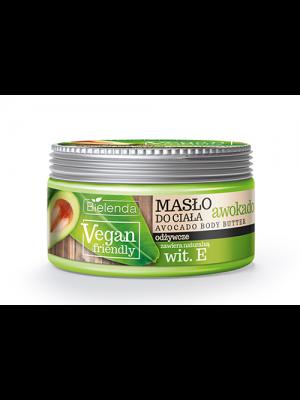 Wholesale Bielenda Vegan Friendly Avocado Body Butter 250ml