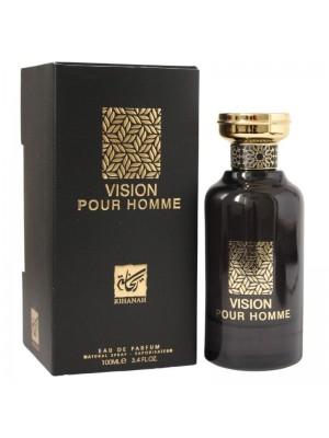 Wholesale Rihanah Vision Pour Homme 100ml Eau De Parfum - For Men
