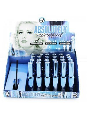 W7 Absolute Water Proof Mascara