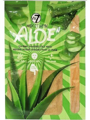Wholesale W7 Aloe Soothing Powdered Face Mask