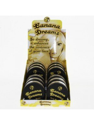 W7 Banana Dreams - Loose Powder