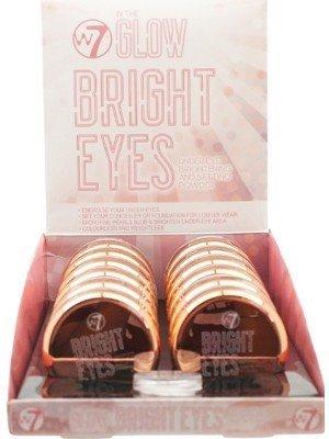 Wholesale W7 Bright Eyes Under-Eye Brightening And Setting Powder Tray