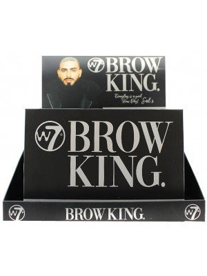 Wholesale W7 Brow King Ultimate Eye & Brow Palette