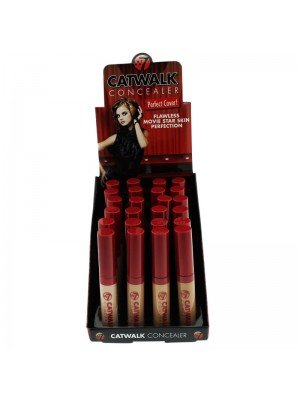 W7Catwalk Concealer Assorted Colours 9ml