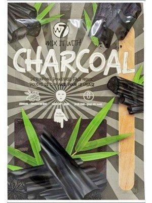 Wholesale W7Charcoal Detoxifying Powdered Face Mask