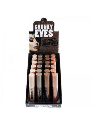 W7 ChunkyEyes Eye Shadow Assorted Colours 2.5g