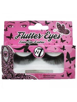 W7 Flutter Eyes False Eye Lashes-Thick/Bold