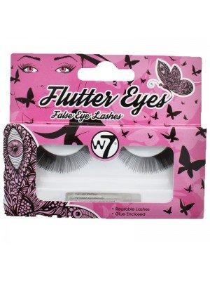 W7 Flutter Eyes False Eyelashes- EL03