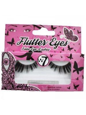 W7 Flutter Eyes False Eye Lashes- EL04