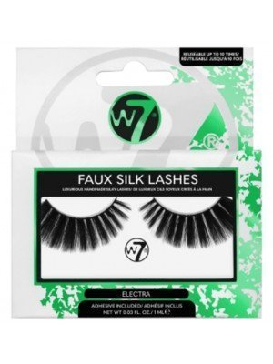 W7 Faux Silk Eye Lashes - Electra