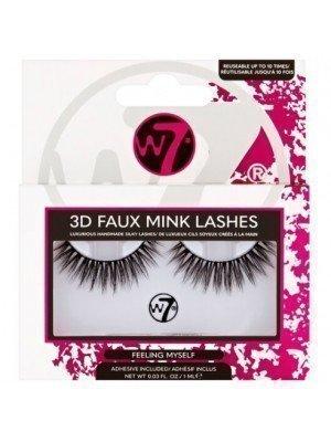 Wholesale W7 3D Faux Mink Lashes - Feeling Myself