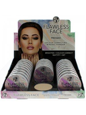 Wholesale W7 Flawless Face Colour Correcting Mineral Powder