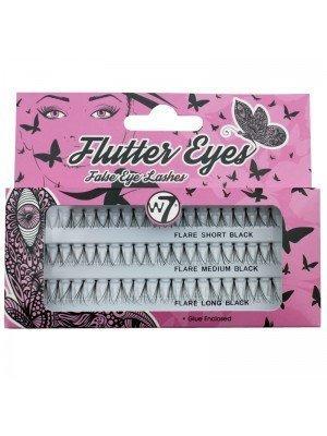 W7 Flutter Eyes False Eye Lashes