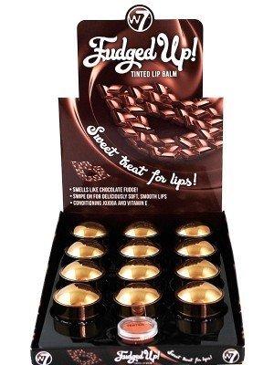 Wholesale W7 Fudged Up! Tinted Lip Balm