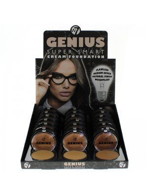 W7 Genius Super Smart Cream Foundation